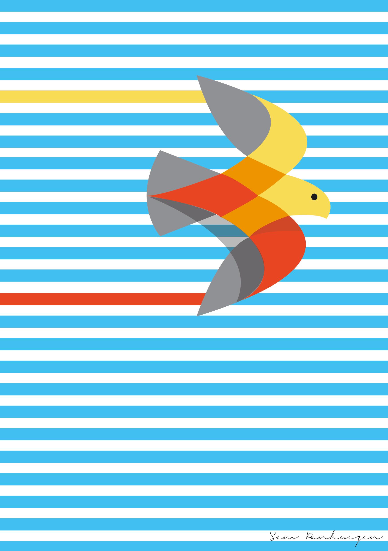 Uitnodiging ROC Nijmegen2016 'Uitvliegen'