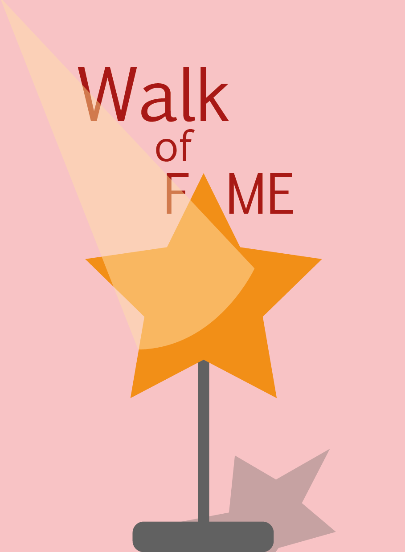 Uitnodiging ROC Nijmegen 2017 'Walk of fame'