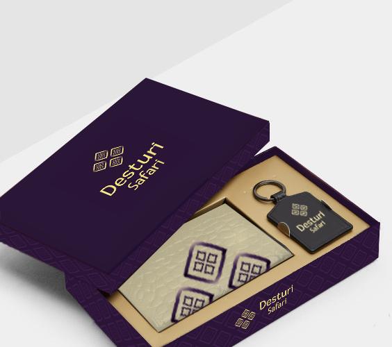 Passport case