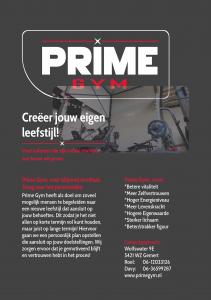 Flyers Prime Gym versie 16